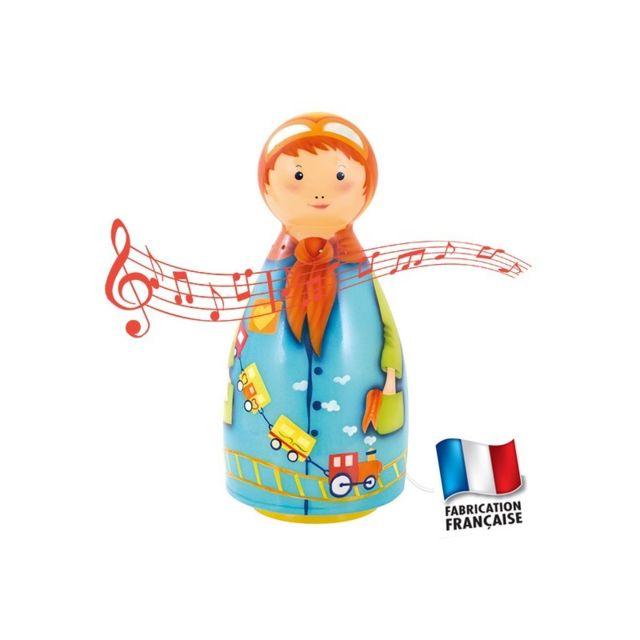 L\'OISEAU Bateau - Luminaire chambre bébé garçon à musique Chef de ...