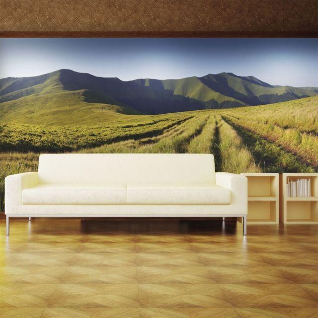 Bimago A1 Lftnt0984 Papier Peint Paysage De Montagne 200x154
