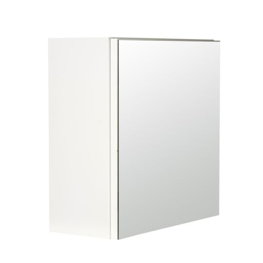 Alinéa - Luxy Armoire murale de salle de bains avec miroir - pas ...