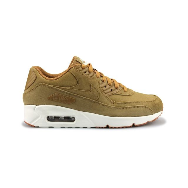 nike air cuir marron