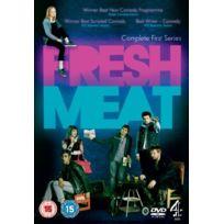 Channel 4 Dvd - Fresh Meat - Series 1 DVD, IMPORT Anglais, IMPORT Coffret De 2 Dvd - Edition simple