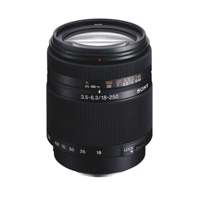 Sony Objectif Sal Dt 18-250 mm f/3,5-6,3
