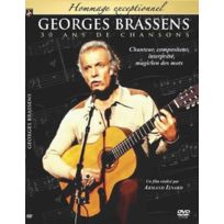 Antler Subway - Georges Brassens : 30 Ans De Chansons - Dvd - Edition simple