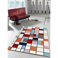 ESPRIT - Tapis de Salon Moderne Design BUTTONS