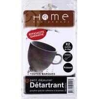 HOME EQUIPEMENT - Détartrant poudre pour cafetière à dosettes - A95556