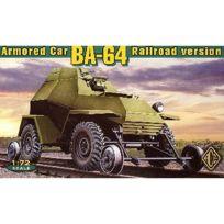 Ace Authentic - Maquette Ba-64 version draisine