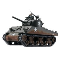 TORRO - Sherman M4A3 Tank BB 1/16 TBC RC