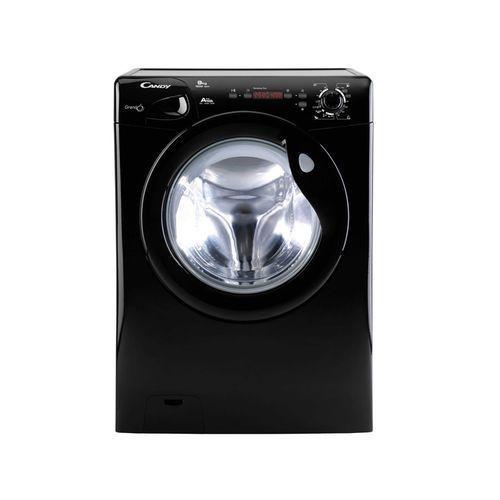 CANDY - Lave linge Gc1292D2B/1 Noir 9kg, 1200trs/min,classe A