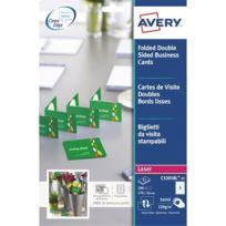 Avery Carte Visite