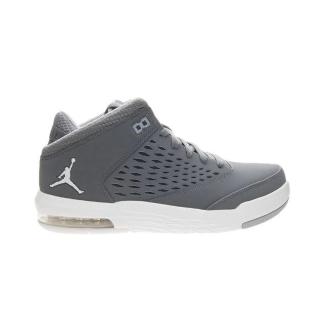 best service a4cd7 c7ba9 Jordan - Basket Nike Flight Origin 4 - 921196-004 Gris - 40 - pas cher  Achat   Vente Baskets homme - RueDuCommerce