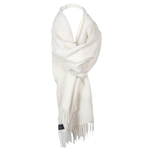 3d81ba8be158 Teddy parker - Etole Frangée 100 % Cachemire Femme - 11497 - pas cher Achat    Vente Echarpes, foulards - RueDuCommerce