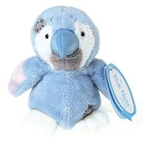 Tatty Teddy - G73W0056 - Peluche - Perroquet - 12 Cm