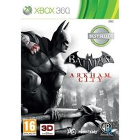 Warner Bros - Batman : Arkham City - Classics