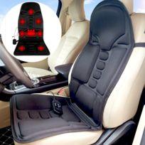 E-thinker - Support lombaire automatique 8 modes de siège de massage  électrique de siège 35087315d51