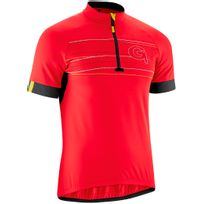 Gonso - Leon - Maillot manches courtes - rouge