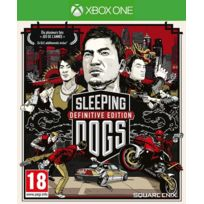 Square Enix - Sleeping Dogs Definitive Edition