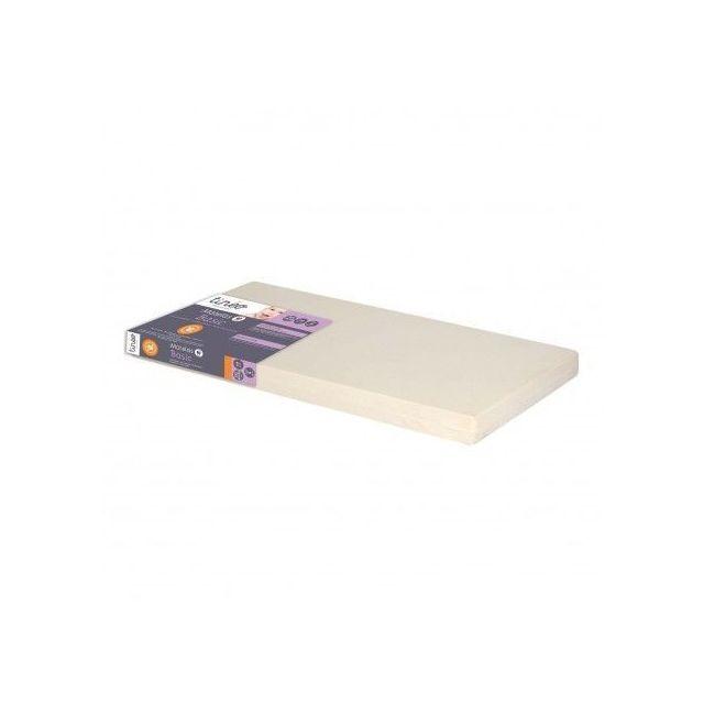 TINEO Matelas BASIC - 60x120 cm Matelas BASIC déhoussable pour lit dimensions 60x120 cm.
