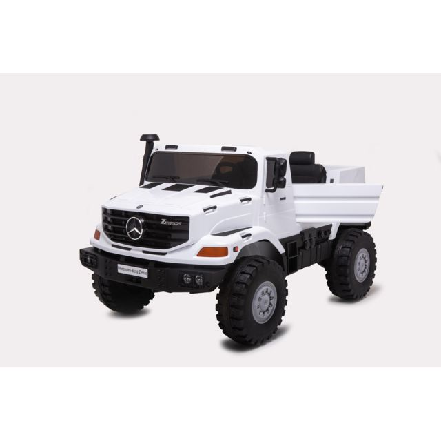 FAST AND BABY Camion électrique MERCEDES BENZ Big ZETROS