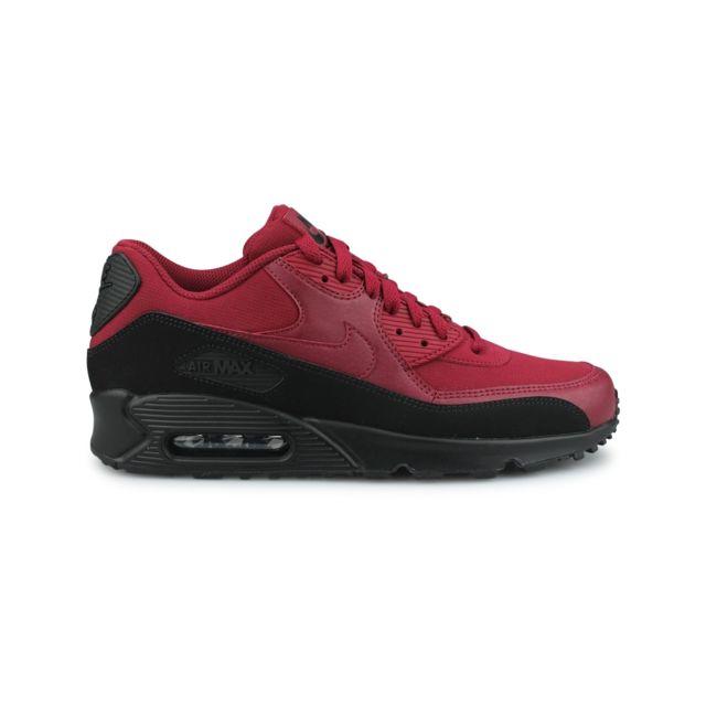 Nike - Air Max 90 Essential Noir Aj1285-010 46 - pas cher Achat / Vente Baskets homme - RueDuCommerce