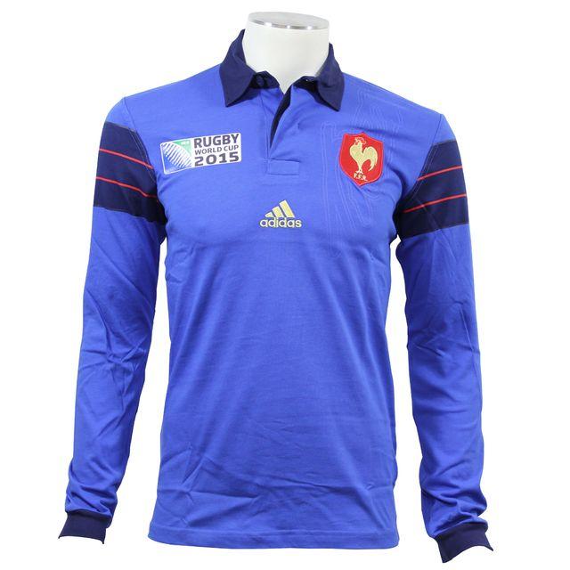 Adidas performance Ffr Rwc Su Jyls Maillot de Rugby Homme