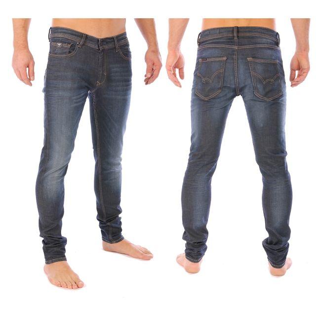 Kaporal 5 Kaporal homme Jeans slim Kaporal Ezzyh16M7JFUL