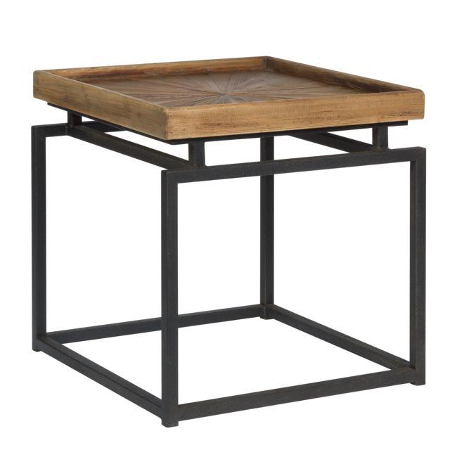 Rendez Vous Deco Table basse carrée Philibert