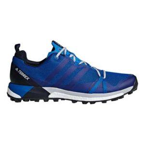 Adidas - Chaussures Terrex Agravic bleu électrique gris Multicolour