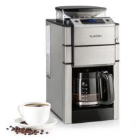 KLARSTEIN - Aromatica X - Cafetière à moulin intégré 3 vitesses