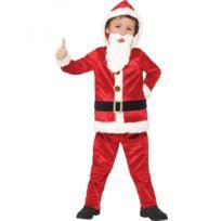 Marque Generique - Tenue de père Noël pour enfant