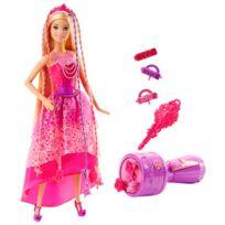 Mattel - Barbie - Barbie Princesse tresse magique