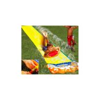 Aqua Occaz - Tapis Glissant - Toboggan - 490 cm - jeux d'eau - Jeux d'extérieurs