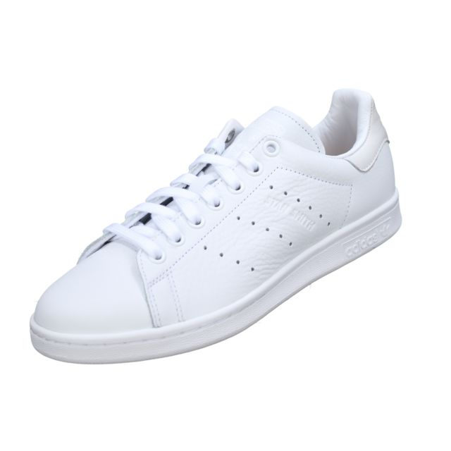 Adidas - Stan Smith Cq2198 Blanc 40 - pas cher Achat / Vente Baskets homme - RueDuCommerce