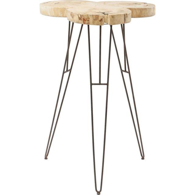 Karedesign Table de bar Wild Nature Kare Design