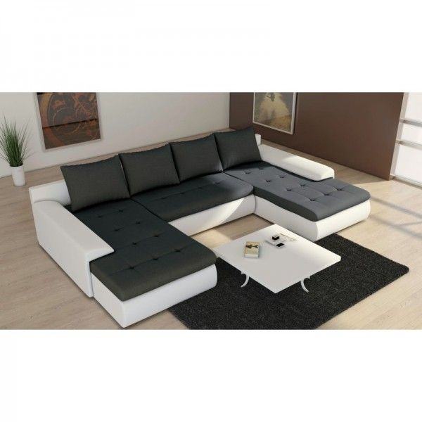 meublesline canap convertible joyu avec double m ridienne sebpeche31. Black Bedroom Furniture Sets. Home Design Ideas
