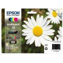 EPSON - Pack de cartouche d'encre - C13T18064020 - Couleur + Noir