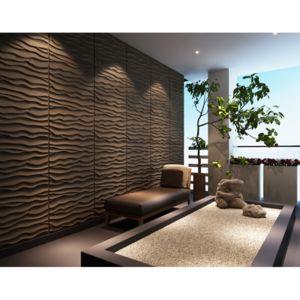 sygma group panneau decoration murale 3d 1m2 pan 3d beach pas cher achat vente panneau. Black Bedroom Furniture Sets. Home Design Ideas