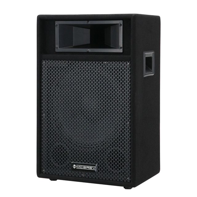 Mcgrey Pa-112 Pa passive haut-parleur baffle 300 Watt