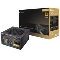 SEASONIC - Alimentation 100% modulaire X-650 - 650W - 80+ Gold