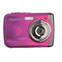 Easypix - W1024 Splash - Appareil photo numérique étanche rose