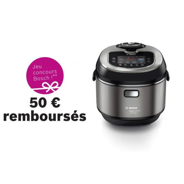 Bosch Multicuiseur AutoCook MUC88B68FR