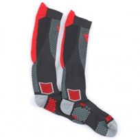 Dainese - D-core High Sock Black Red