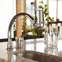 Crystal Quest - Filtre sur robinet