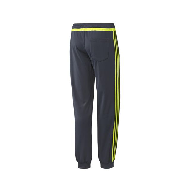 Adidas performance Pantalon Molleton Real Madrid GrisVert