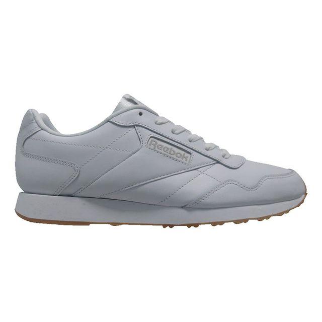 Chaussures Reebok Royal Glide LX vert gris blanc femme