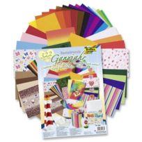 Generic - Set Atelier Papiers Deco 322 Elements JOUET