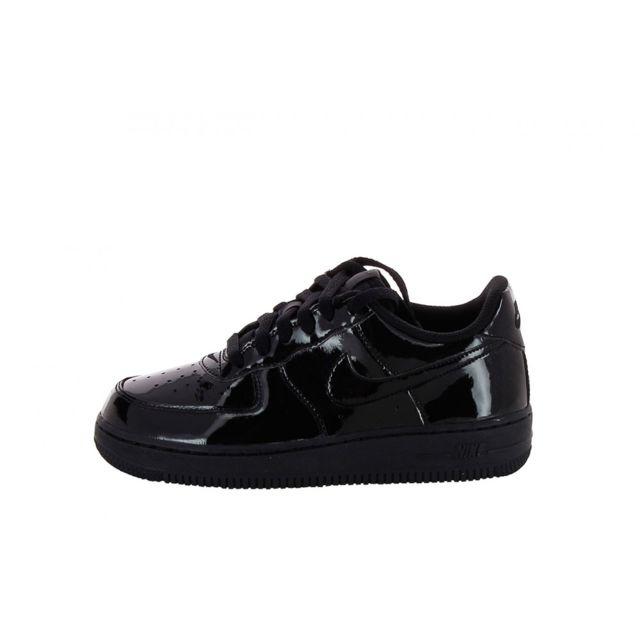 9622238d808 Nike - Basket Air Force 1 Low Cadet PS 314193-098 - pas cher Achat   Vente  Baskets enfant - RueDuCommerce