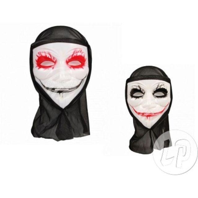 Coolminiprix Lot De 3 Masque Cagoule Arlequin Dhorreur Mix