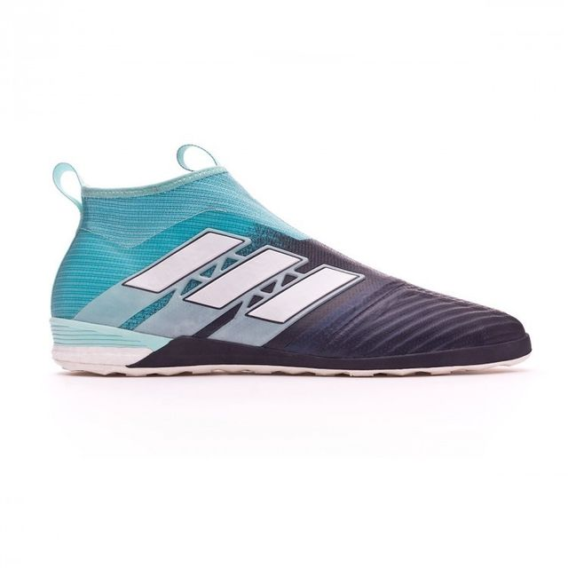 huge selection of 745b3 e702f Adidas - Chaussure de foot en salle Ace Tango 17+ Purecontrol In Energy  agua-White-Legend ink Taille 46 - pas cher Achat   Vente Chaussures foot -  ...
