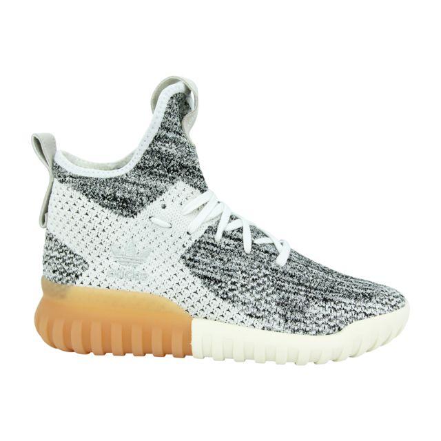 save off dd809 cb637 Adidas originals - Tubular X Primeknit Chaussures Mode Sneakers Unisex - pas  cher Achat  Vente Baskets homme - RueDuCommerce