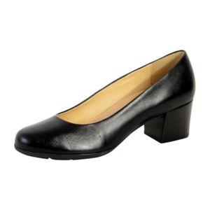 Geox Chaussures escarpins D ANNYA Geox soldes Geox Chaussures escarpins D ANNYA Geox soldes  l'imperméabilisation à fond épais chaussures femmes Chaussures à talon carré noires femme 42 en blanc blanc mince qtmJt3T